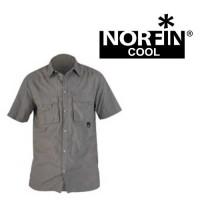 Рубашка NORFIN Cool Gray (XXXL)