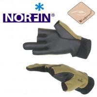 Перчатки без трех пальцев NORFIN Windstop — 703055-XL