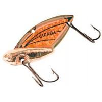 Блесна REEF RUNNER Cicada 1,75 г Copper/Orange (403)