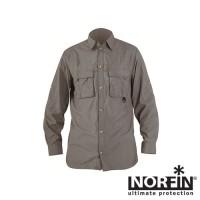 Рубашка NORFIN Cool Long Sleeve Gray (S)