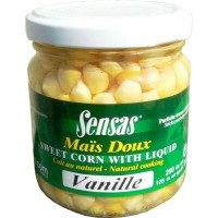 Зерна кукурузы, ваниль SENSAS Soft Sweetcorn Vanilla 212 г - 09248