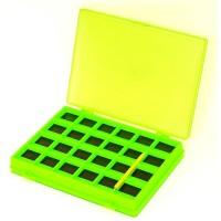Коробка для крючков SALMO с магнитными ячейками 1500-77