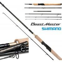 Удилище компактное SHIMANO BeastMaster CX STC 240/270 MH