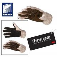 Перчатки вязанные SALMO Thinsulate — 7043