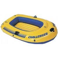Надувная лодка INTEX Challenger 2 68357