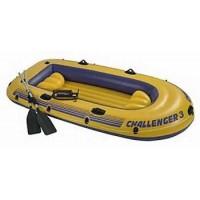 Надувная лодка INTEX Challenger 3 Set 68370