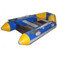 Надувная лодка Ярославрезинотехника Ибис-5