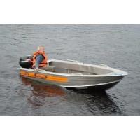 Лодка Wellboat 37